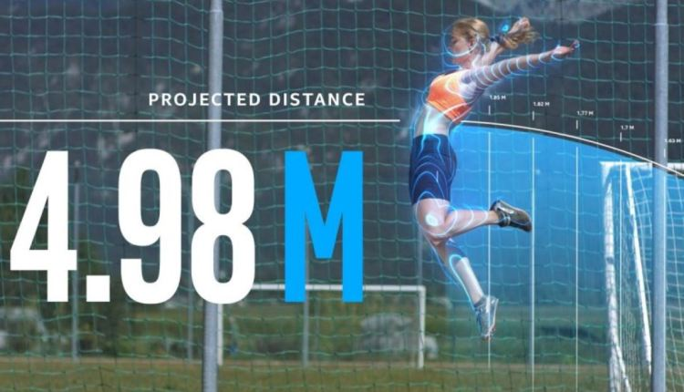 3D Athlete Tracking technology