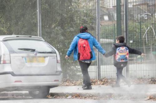 Air pollution - children