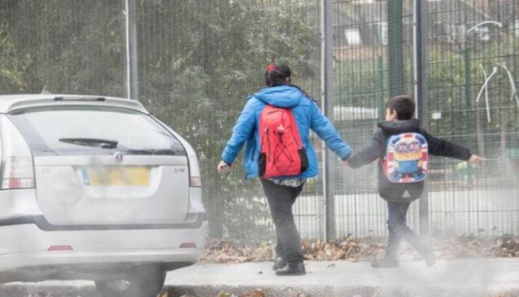 Air pollution – children