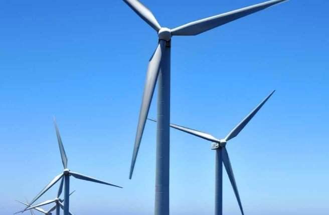 Energy system – wind energy