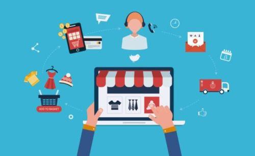 Great e-commerce website image