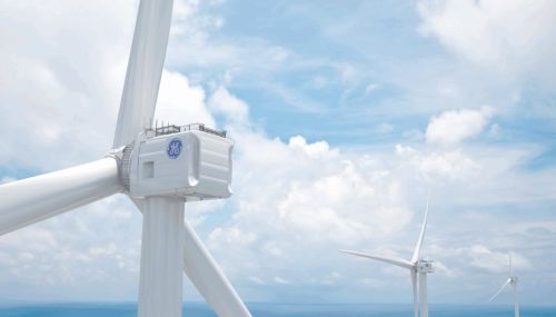 Haliade-X wind turbine
