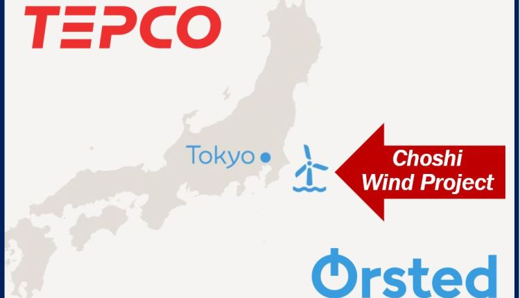 TEPCO and Ørsted offshore wind projects announcement