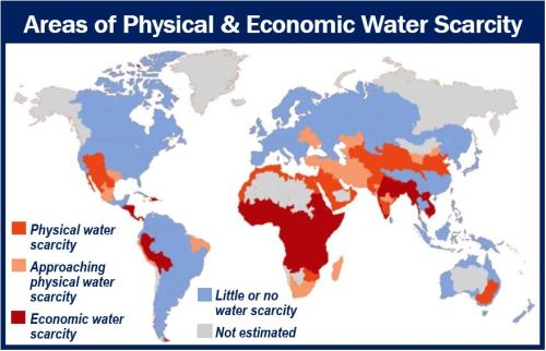 Water Scarcity - FAO