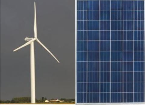 Wind and solar power thumbnail