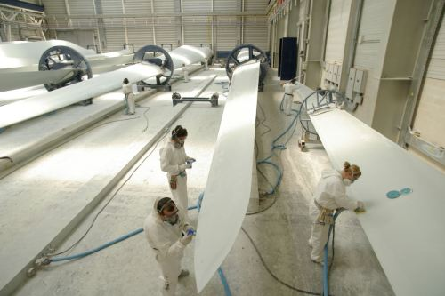 Wind turbine fabrication in Pennsylvania - Protect wildlife article