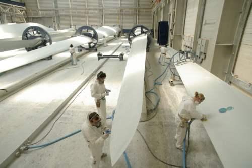 Wind turbine fabrication in Pennsylvania - Protect wildlife article