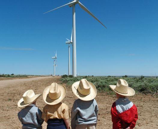 Wyoming wind turbines – Protect wildlife article