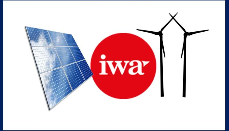 IWA renewable energy article
