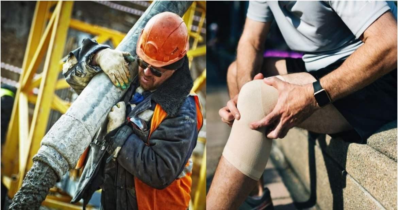 Occupational Injury image 1