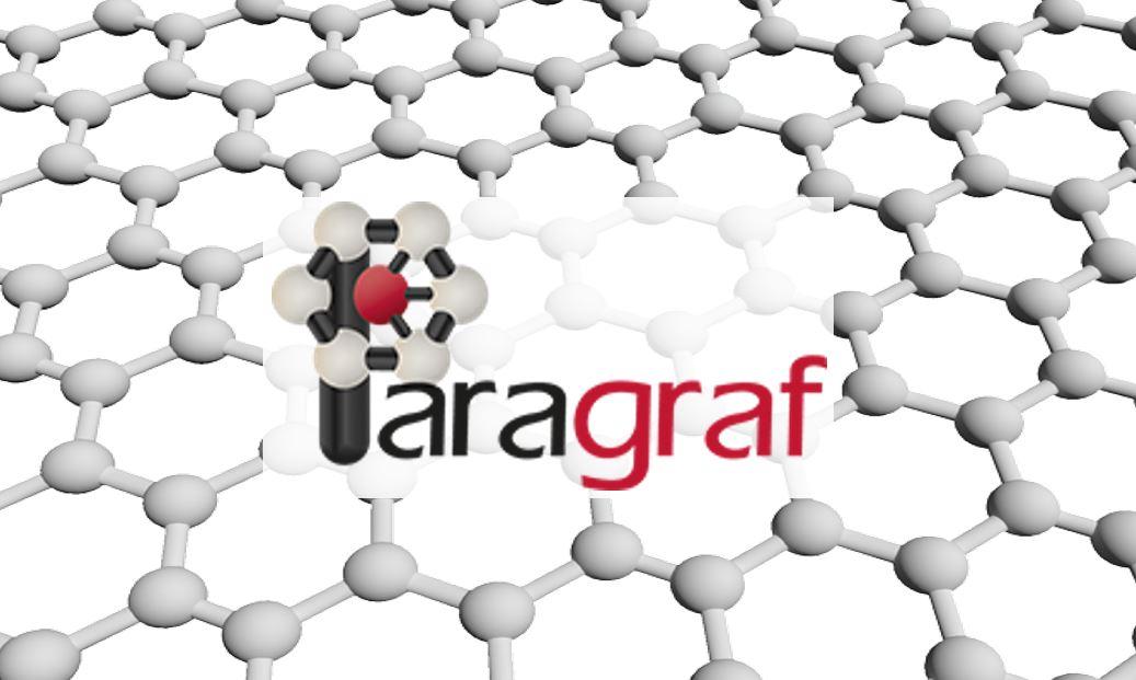 Paragraf image graphene background