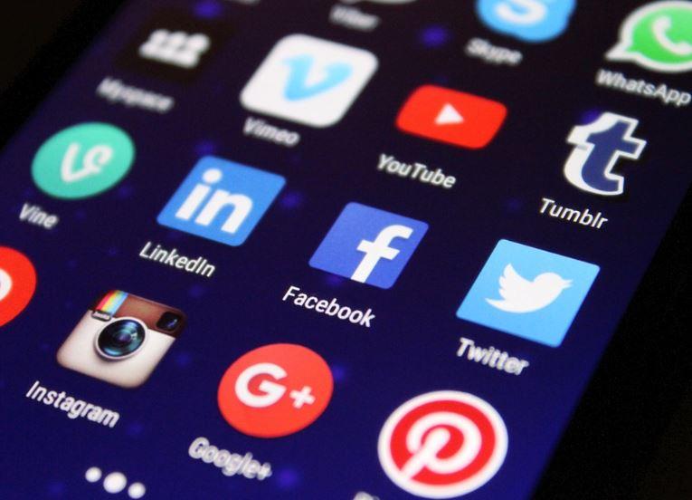 Social media platforms image - 6472443