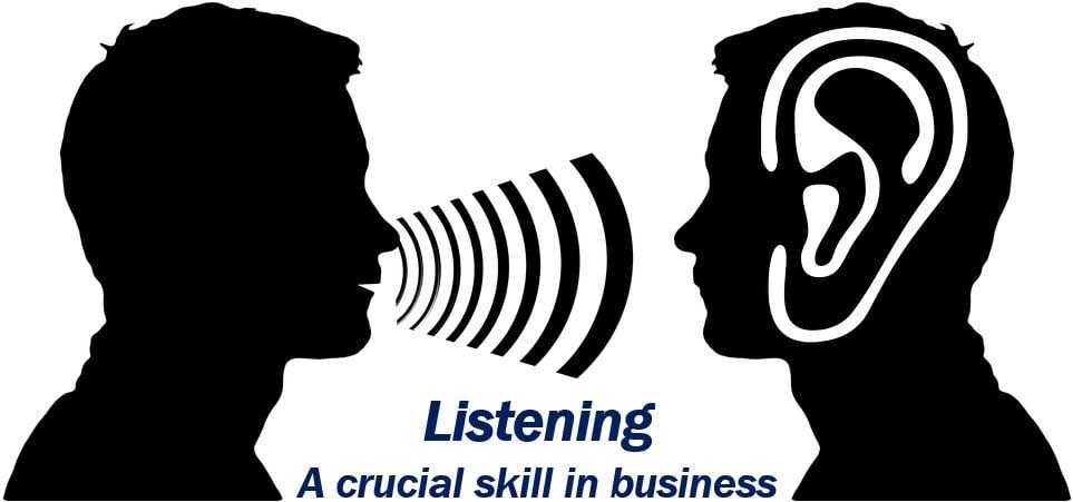 Communication - listening image 4444