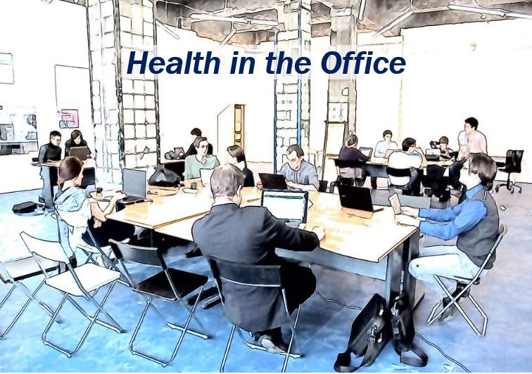 Health in the office thumbnail image 444