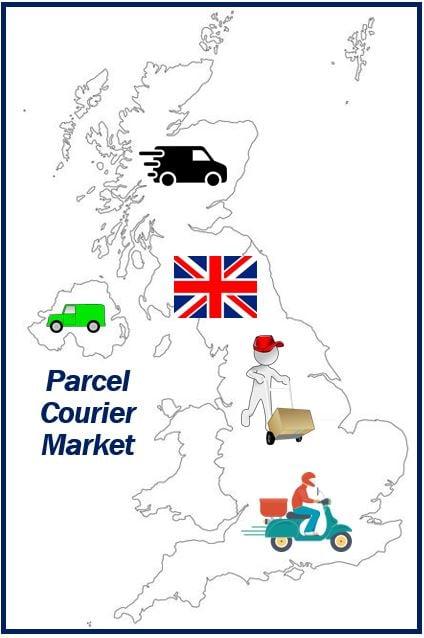 Parcel Courier Market UK image 8888