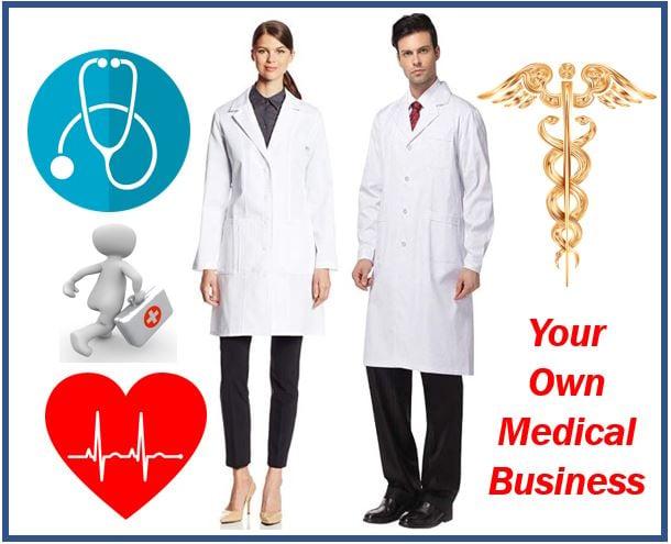 medical business image - 333