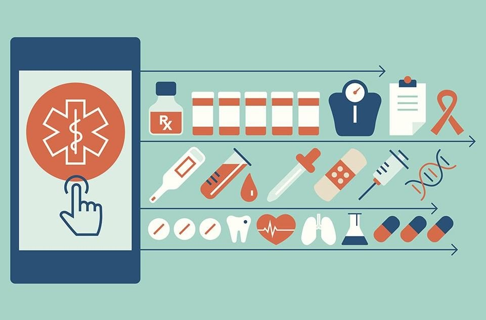 medical mobile apps image 43434233