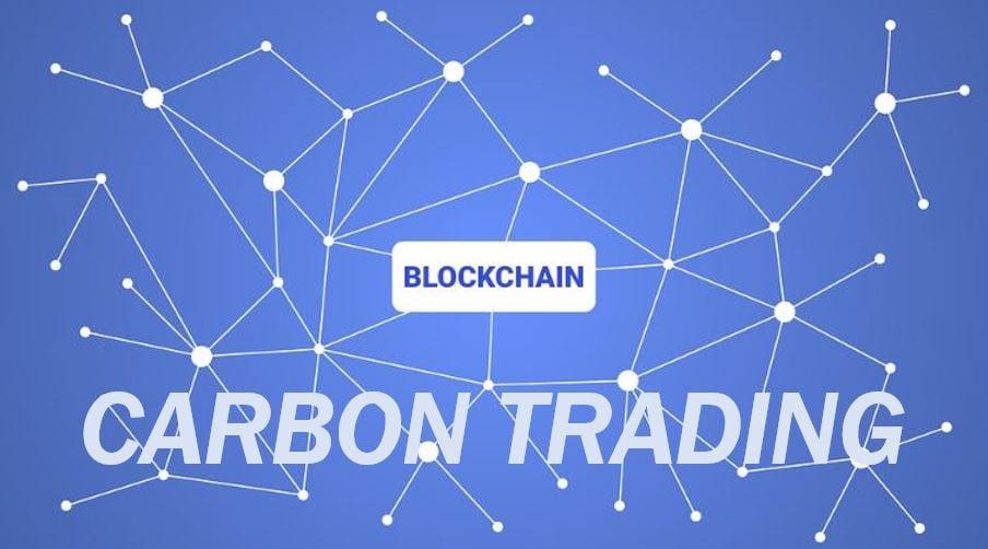 Blockchain carbon trading image 4444