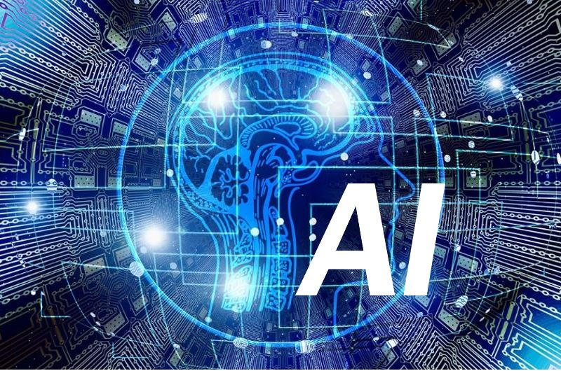 Future of technology - artificial intelligence image