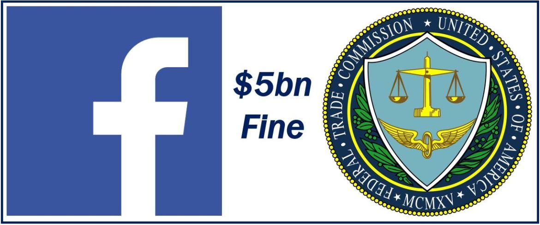 Facebook 5bn fine FTC image 4444444