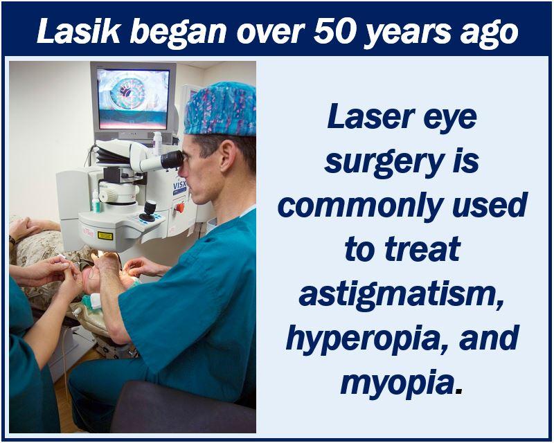 Lasik eye surgery image 444444
