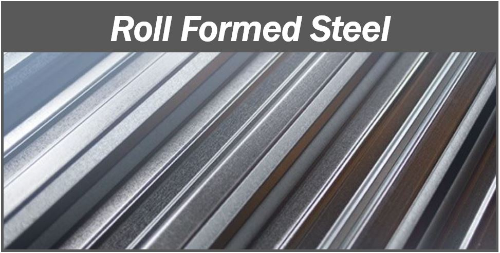 Roll Formed Steel image 8489849849