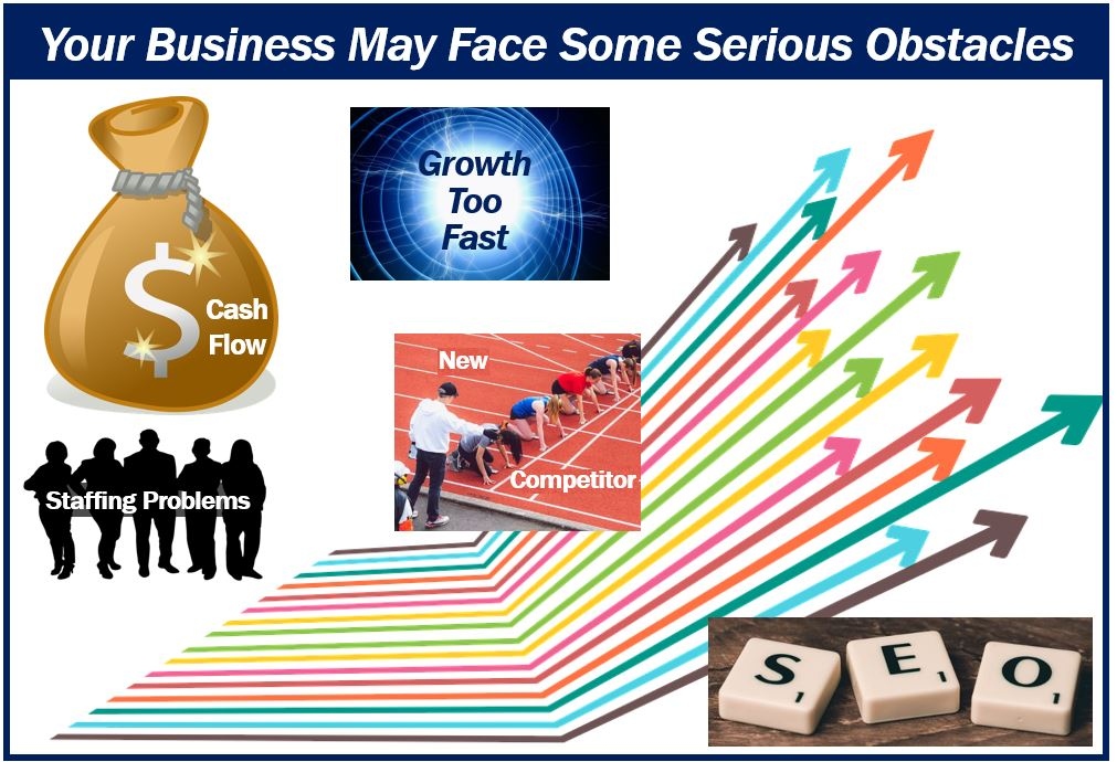 Business serious obstacles image 44444