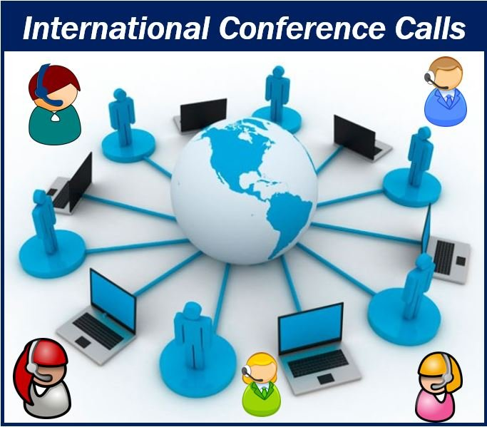 International conference calls image 494949494