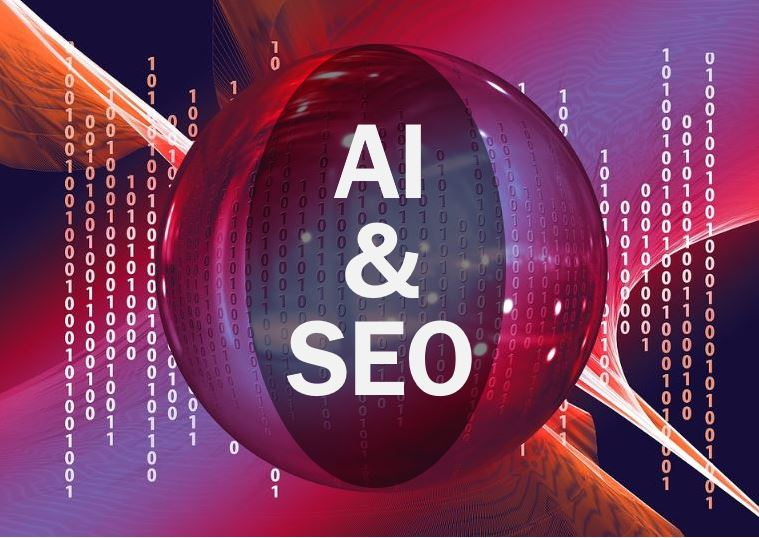 AI and SEO image 4993992993