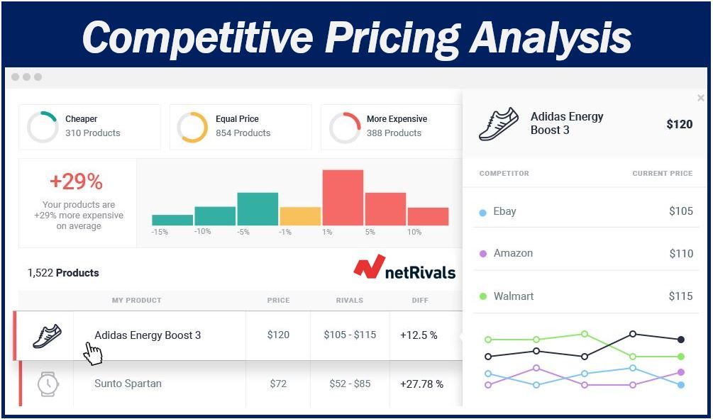 Competitive Pricing Analysis image 4993993