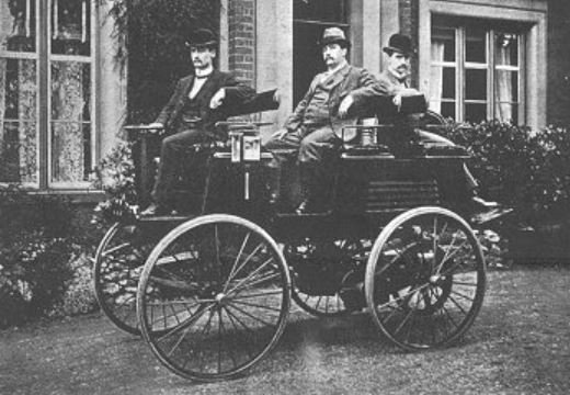 Electric cars - the first one image 4399499