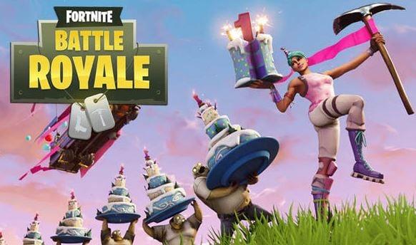 Fortnite battle Royale 493