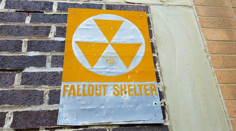 Nuclear explosioin fallout shelter image 4324989043790