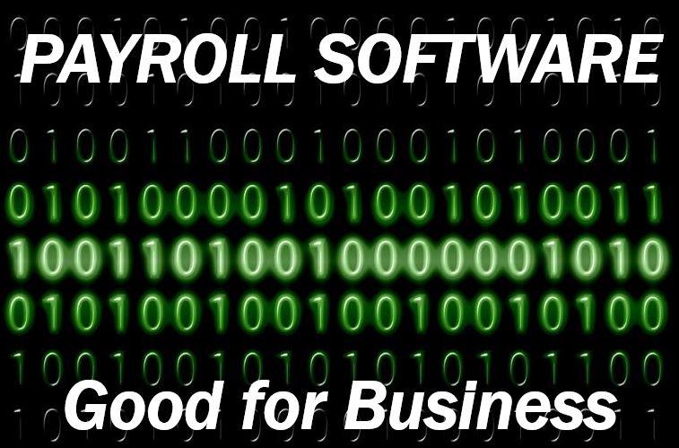 Payroll management software image