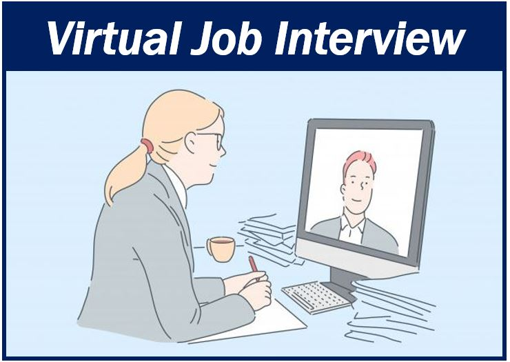 Virtual job interview - creative recruitment and selection methods
