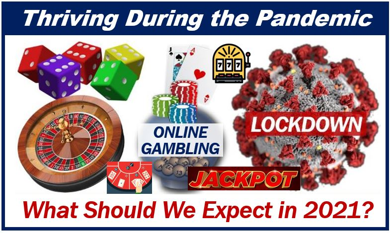 What To Expect From The Gambling Industry In 2021