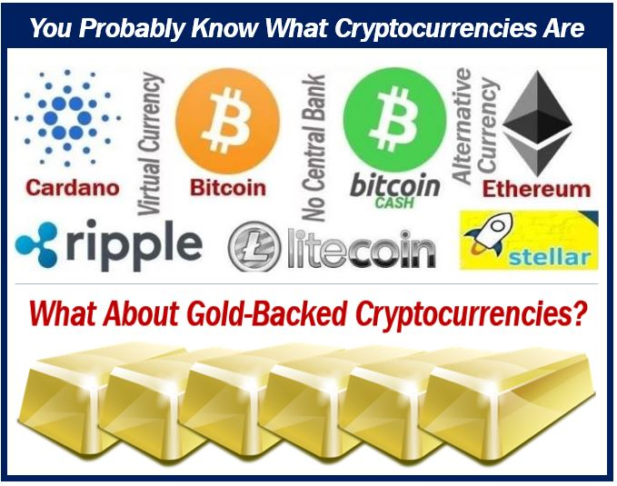 Gold backed crypto currency news betting sites live streaming
