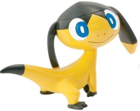 Helioptile Pokemon