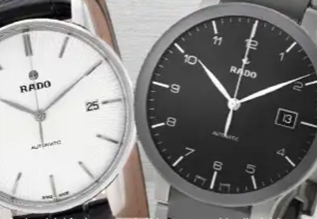 Commitment to Innovation: The Craftsmanship of the Legendary Rado Watches