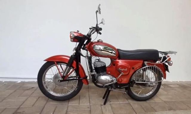 Escorts motorcycles