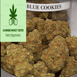 Top Quality Blue Cookies Strain 2021