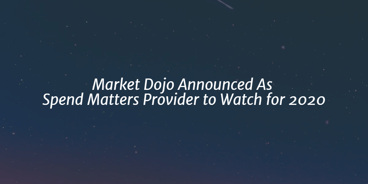 Sourcing provider to watch