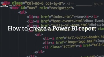 How To Create A Power BI Report