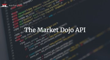 The Market Dojo API