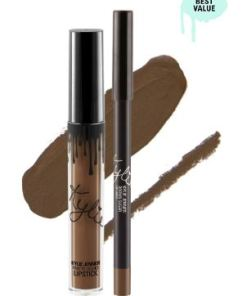 Liquid Matte Color Brown Sugar Marca Kylie Jenner