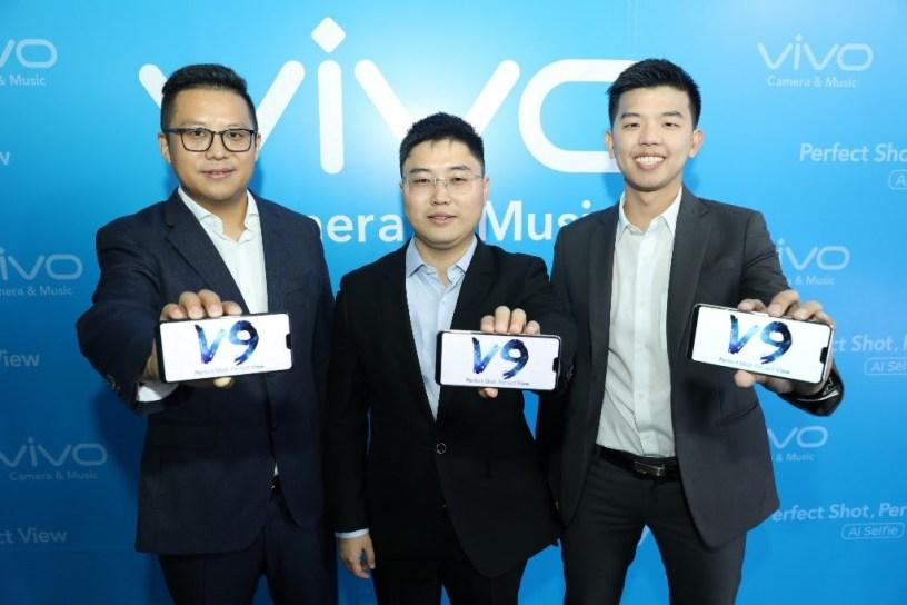 Vivo V9 FullView™ Display