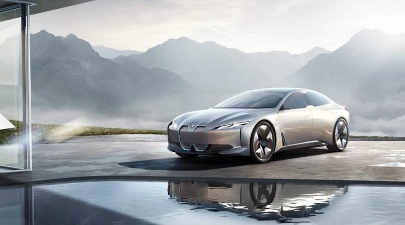 รถยนต์ไฟฟ้า BMW