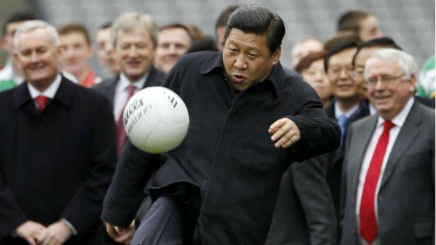 แบรนด์จีน Xi Jinping