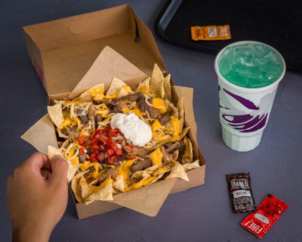 ดีล Taco bell