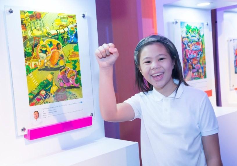 Toyota Dream Car Art Contest 2018